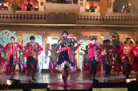 Ranveer Singh's Mind Blowing Performance at Udaipur Sangeet; Shot by Memories Photography Studio!