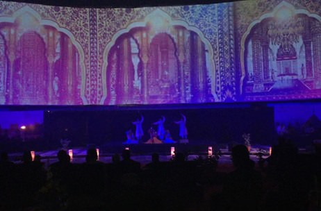 One Awadh Center Mall Launch in Lucknow with 3D Mapping by The Yellow Stage