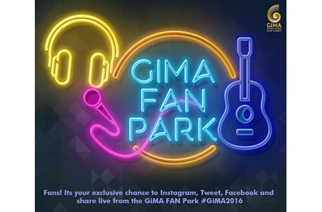 Meet & Greet Indian Musicians at GIMA Fan Park in Association with MTV