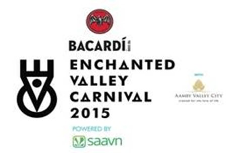 Bacardi Enchanted Valley Carnival 2015 powered by Saavn has a new brand identity