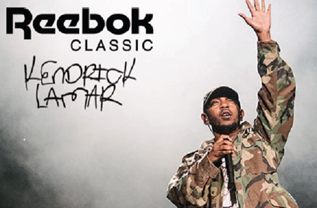 Reebok Classic Joins Forces With Music Icon & Grammy'16 Winner Kendrick Lamar