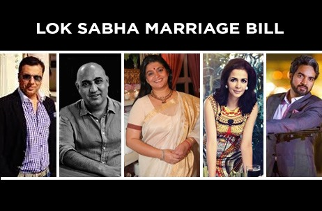 The Recently Tabled Marriages Bill In Lok Sabha: Here