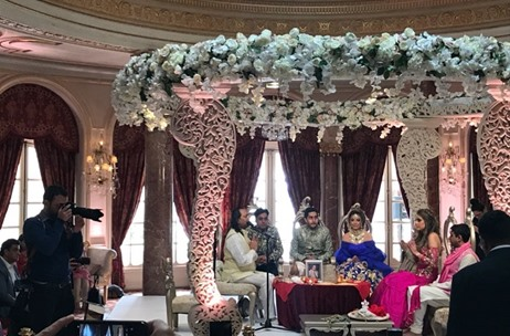 Motwane Entertainment and Weddings Plans A Glamorous Indian Wedding in the Gorgeous Monte Carlo