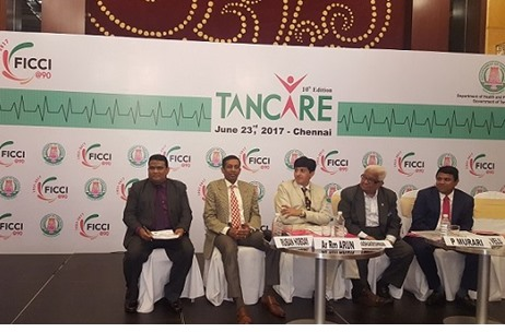 FICCI Organizes TANCARE to Promote Tamil Nadu as a Global Healthcare Destination