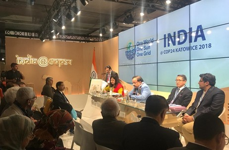 Showtime Events India Pvt Ltd Chosen Again for India Pavilion at CoP24, Katowice 2018