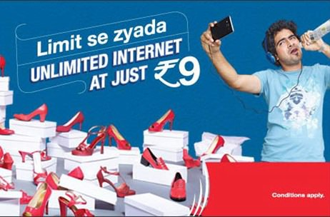 Aircel Limit Se Jyada Campaign To Target Value Conscious India