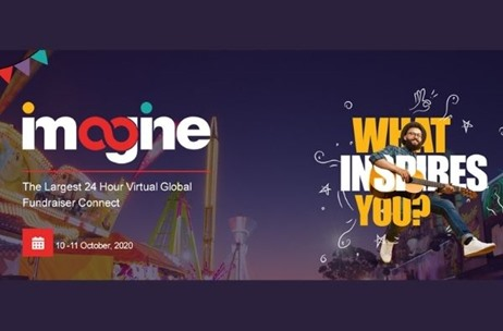 Kestone to Organise 'Imagine', a 24-hour Virtual Global Fundraiser for Education, on October 10-11