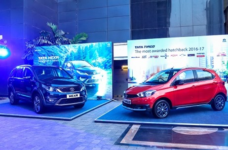 Inextis Events Makes Tata Motors Preferred Partners Meet in Mumbai a Flawless Stunner