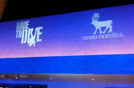 CS Direkt 'Dares to Dive' Into Bahrain for Novo Nordisk Management Meet
