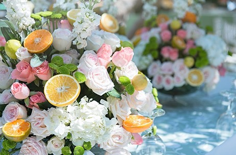 FRUITILICIOUS: Refreshing, Fruity Decor Ideas For Your Next Summer Wedding!