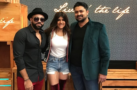 There is Enough...that will Plummet this Girl into the Big Time: Devraj Sanyal on Ananya Birla