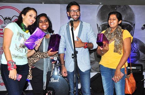 WOOT Factor Manages La Femme Motarde Breast Cancer Awareness Rally in Bengaluru & Delhi