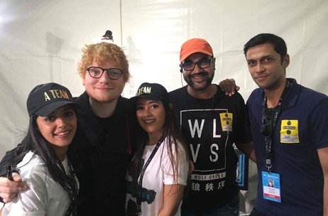 """Ed Sheeran Concert in Mumbai is Testimony that India is Ready"" - Vinay Agarwal"