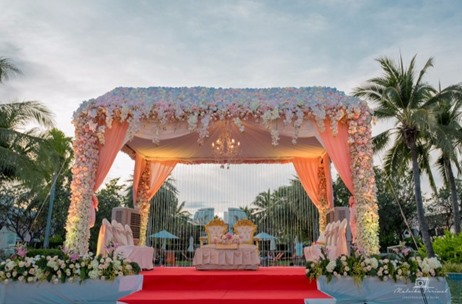 F5 Weddings Plans and Executes A Gorgeous Wedding in Hua Hin Resort & Spa, Thailand