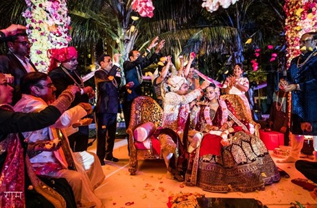 Moksh Signature Weddings Plans & Executes A Beautiful Wedding at Atlantis, The Palm Jumeirah Dubai