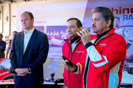 ICE Global Manages Mahindra Racing Action at the Buddh International Circuit