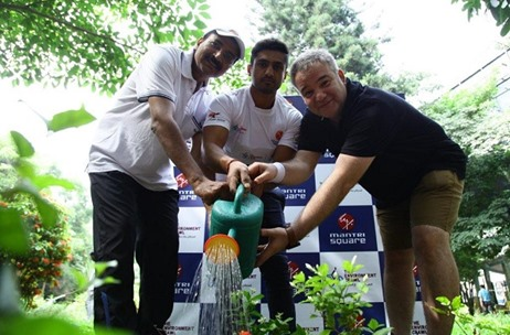 WOOT Factor Manages Mantri Mall Environment Crawl On World Environment Day
