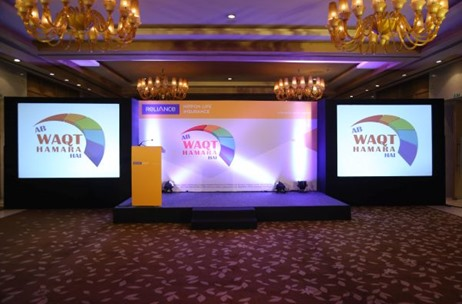 Reliance Nippon Life Insurance Conducted 5 City Conferences Managed And Executed By Corporate Events