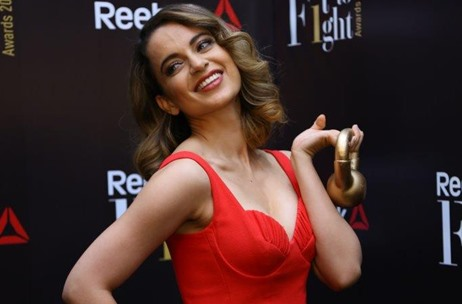 Kangana Ranaut and Other Exemplary Women Tell their Stories at the Reebok Fit to Fight Awards 2016