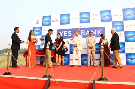 Naveen Jindal's Team Wins 5th Edition of YES Bank Indian Masters Polo Tournament