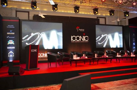 Third Edition of Iconic Awards Held at Imperial Hotel New Delhi; Executed by Brandwidth