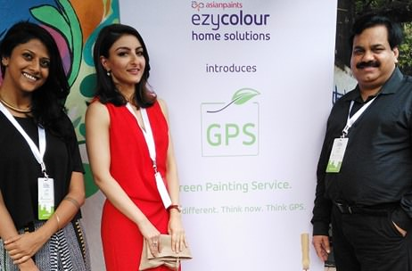 Encompass conceptualises Asian Paints 'Green Painting Service' with street art murals in Mumbai
