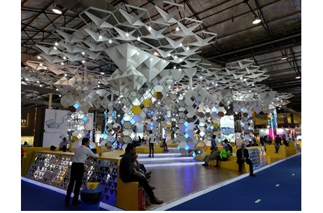 The India International Jewellery Expo Steals the Show with 70EMG's Grand Setup