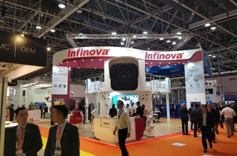 Young Mirchies Presents A Live Augmented Reality Experience For Infinova Group