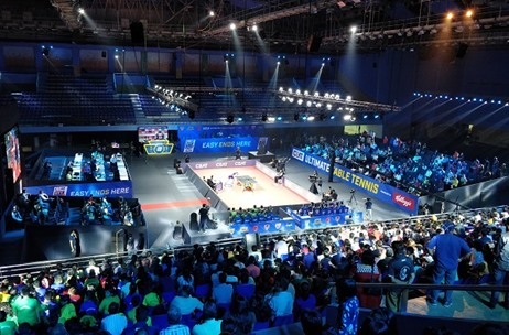 GS Worldwide Entertainment Executes Ultimate Table Tennis in Pune