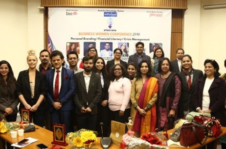 Uprise India Foundation Holds 3rd Edition of Business Conference