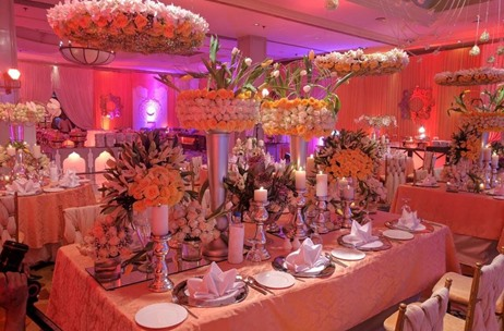 Maadhyam Events Creates a Beautiful Floral Fantasy Land for 25th Anniversary!