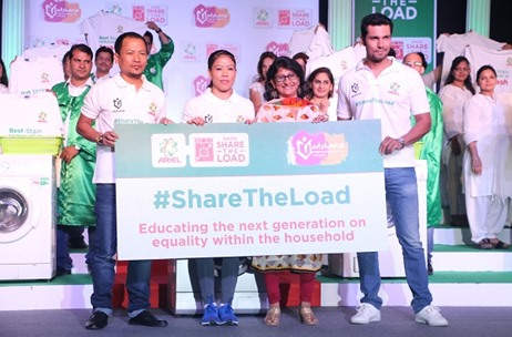 Ariel India Culminates #DadsShareTheLoad Campaign with Encompass As Event Partner