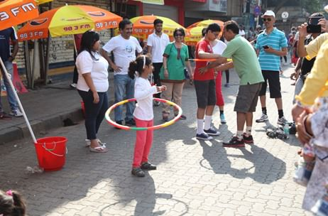 Equal Streets movement, supported by TOI launches fun Sundays in Mumbai.