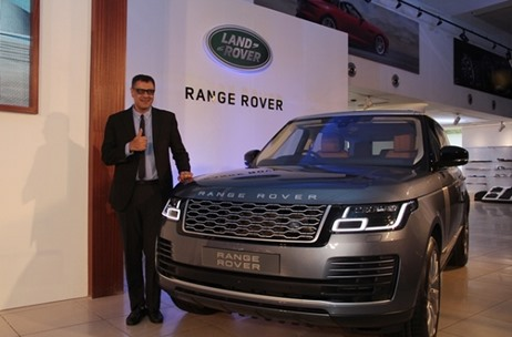 Percept ICE Manages the Media Launch for Range Rover and Range Rover Sport
