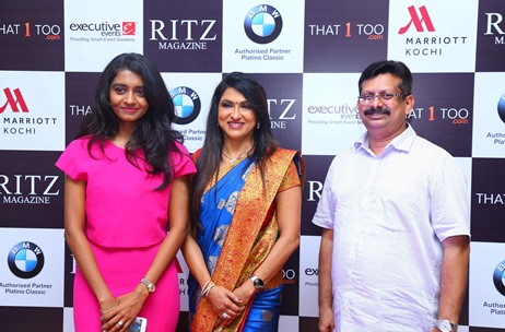 Executive Events Delivers Launch Party Of Ritz Magazine In