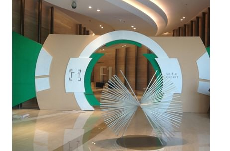 Seventy EMG Brings Together Art and Technology for Oppo Launch