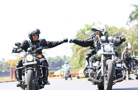 OMCPL Successfully Manages the 6th Western H.O.G Rally for Harley Davidson India