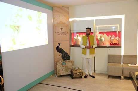 A Wedding Workshop by Puneet Gupta In Collaboration With Zoya Jewellers