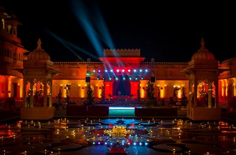 A Spectacular Udaipur Wedding @ The Oberoi Udaivilas By Regal Weddings