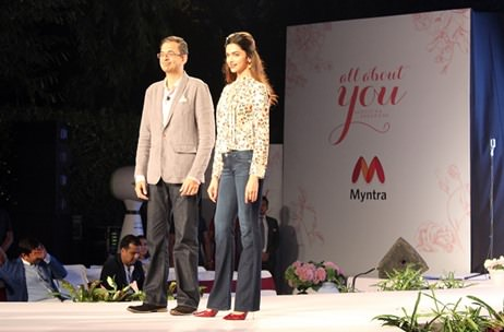 Maxus manages the launch of All About You by Deepika Padukone & Myntra