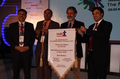 Tata, Mahindra, Reliance and others sponsor NHRDN's 18th National Conference