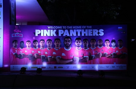 GS Sports Executes Yet Another Home Leg for Jaipur Pink Panthers in Pro Kabaddi