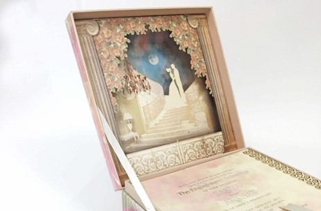 OH SO PRETTY! A French Flavoured, Fairytale Inspired Invite By YS Design Studio!