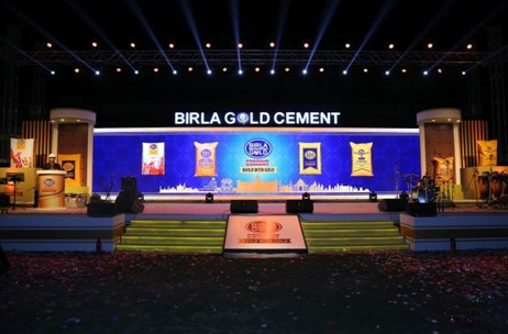 Glorious Possibilities Uncovered In UP By Brandwidth Events For Birla Gold Cement