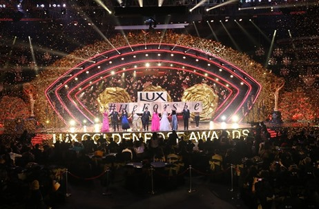 Cineyug Group of Companies Execute Lux Golden Rose Awards 2018