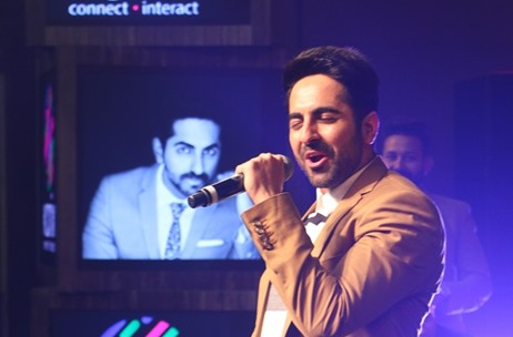 Just Like Acting, Performing LIVE is my Passion: Ayushmann Khurrana
