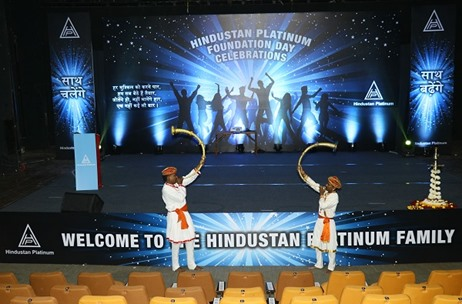 Happydemic Plans & Manages Hindustan Platinum's Foundation Day in Vashi