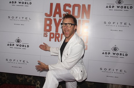 AGP World Produces Comedy Show 'Jason Byrne is Propped Up' in 3 Cities