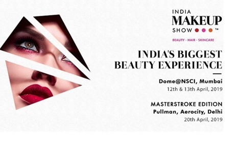 Dome Entertainment Pvt. Ltd. Partners With India Make Up Show Featuring Bobbi Brown