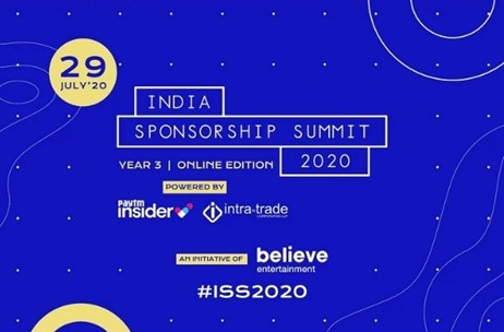 Digital Edition of India Sponsorship Summit Attracts Over 1,000 Professionals